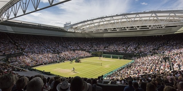 Wimbledon Tennis: All About The Renshaw Restaurant
